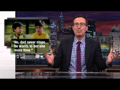 Last Week Tonight with John Oliver: Singapore's Gambling Problem (HBO)