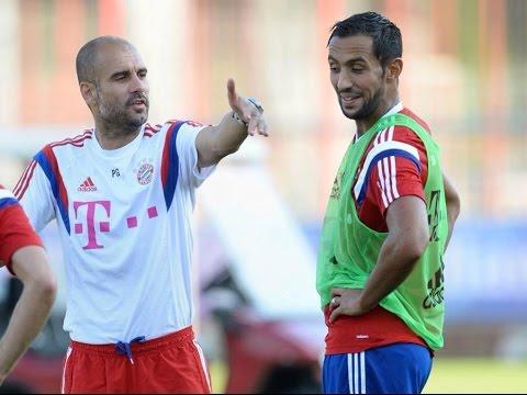 Pep Guardiola Vs Benatia - Fc Bayern Munich