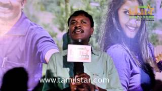 Gajendhiran At Sol Movie Audio Launch