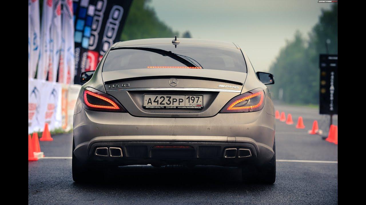 Mercedes CLS 63 AMG VS Mercedes S 65 AMG; Porsche Switzer R911 (1 mile ...: http://www.youtube.com/watch?v=HKNptTYBaR8