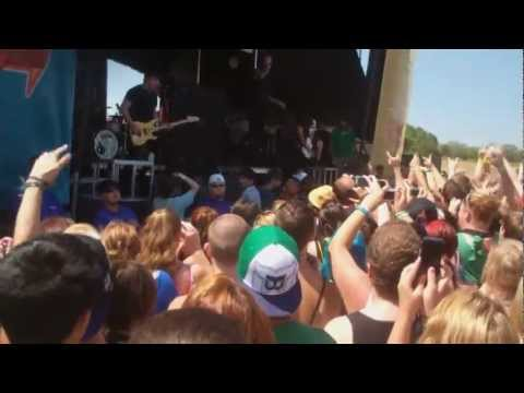 VANS Warper Tour footage of 2012 @ Canterbury Park in Shakopee, MN