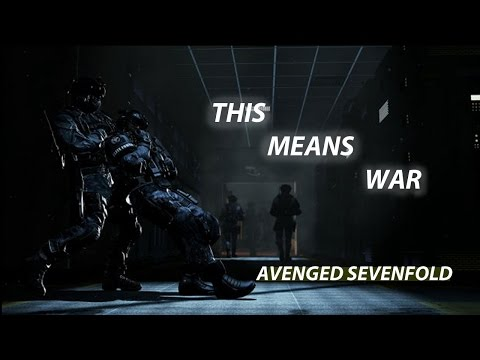 Call Of Duty Ghosts [avenged Sevenfold] This Means War video
