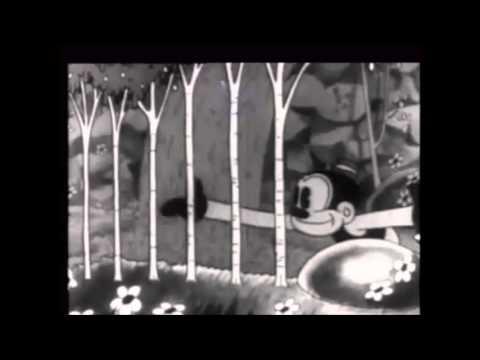 Bosko The Tree's Knees July 1931 Looney Tunes Restored Titles