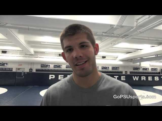 NCAA Wrestling Championships Preview - Wrestler Interviews