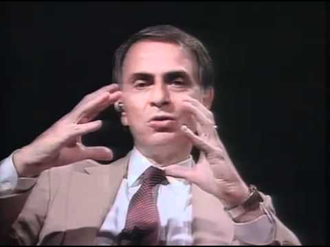Carl Sagan, Stephen Hawking and Arthur C. Clarke - God, The Universe and Everything Else (1988)