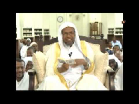 tafsir part  502 by/ Shekh Said Ahmed