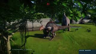 Jurassic World Evolution: Battle royale dinosaur edition (Part 2)