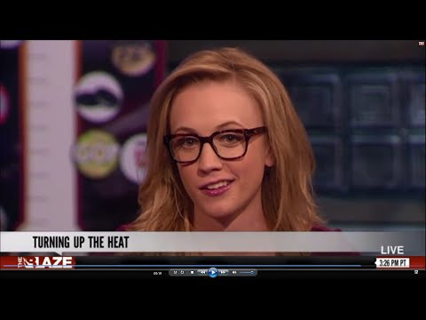 03-10-14 Kat Timpf on Real News from The Blaze - Europe Dependency on Russian Gas