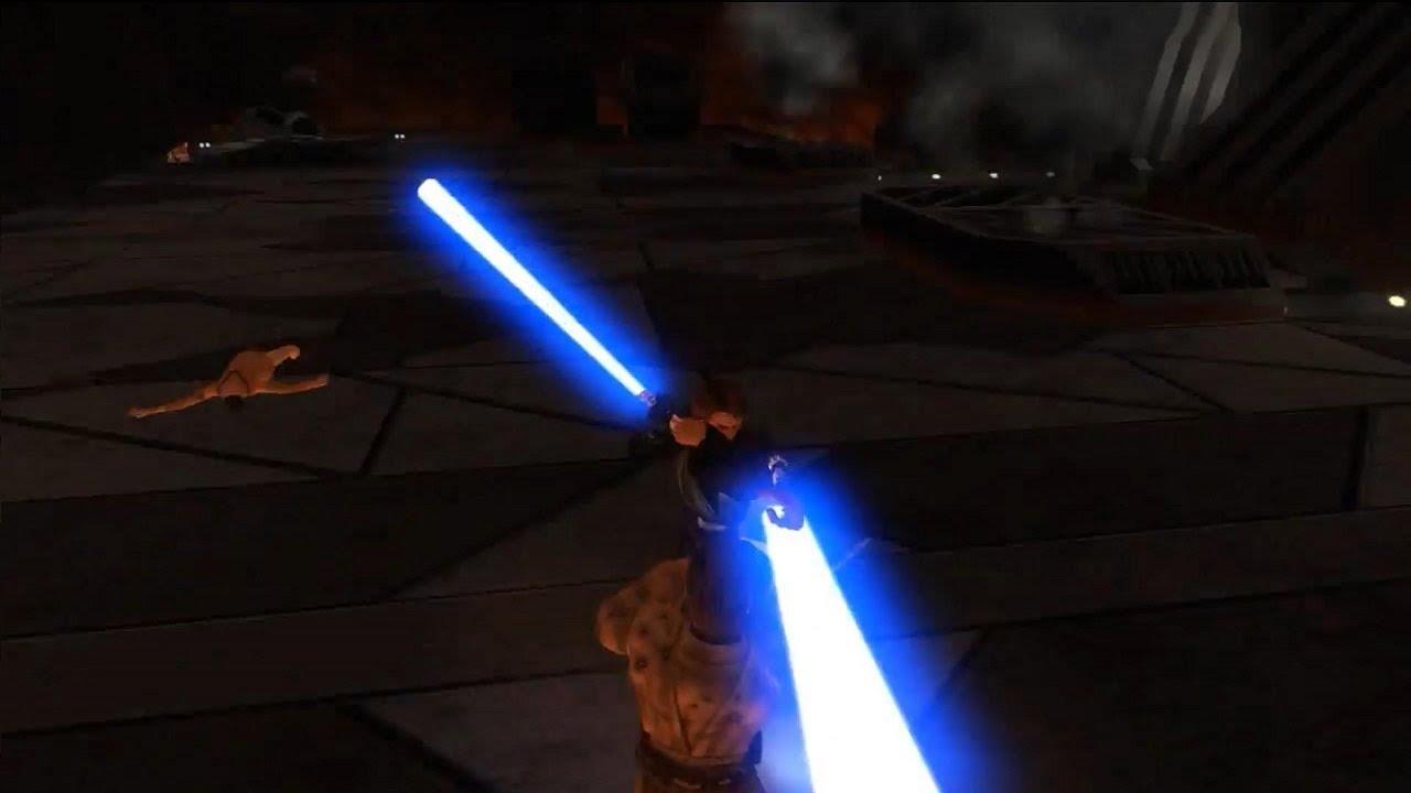 Star Wars Obi Wan Movie Star Wars Movie Battles 2
