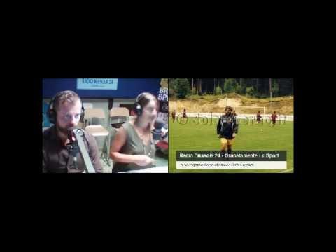 Radio Bussola 24 - Granatamente lo Sport Speciale Ritiro - 26 lug 2015