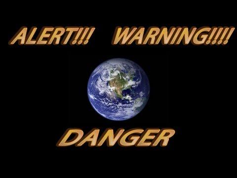 Warning! Alert! Danger! Terrorism! Russia! North Korea! Economy! Fukushima! LA Sinkhole! Asteroids!