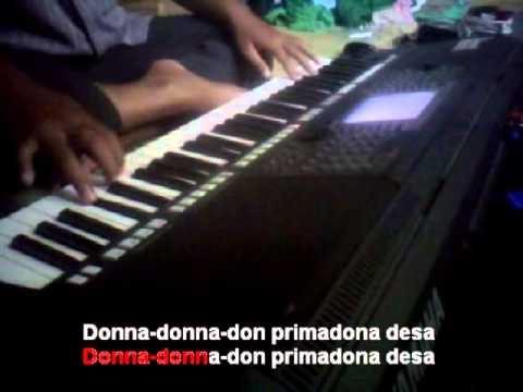 Primadona Desa Rhoma Irama Karaoke Yamaha Psr S750 video