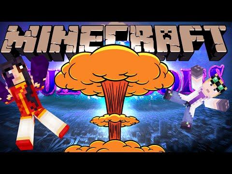Minecraft - Flux Buddies #75 - Nuking Duncan's Castle (Yogscast Comple...