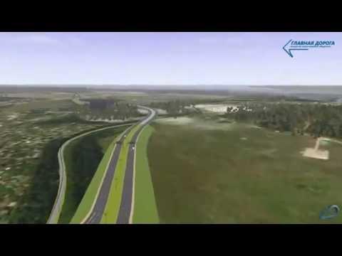Дублер минского шоссе 3d-