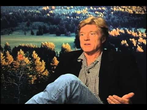 Robert Redford Distinguishes Between the Art and the Business of Film Making
