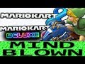 How Mario Kart 8 and Deluxe is Mind Blowing!