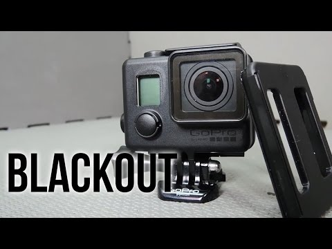 GoPro Blackout Housing Review