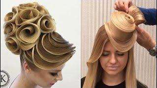 世界上最美丽的发型师★美丽的头发和酷的P5