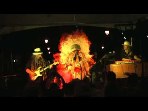 Papa Mali, Kreutzmann, Big Chief, Hallowbaloo, 2008-10-31