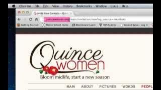QuinceWomen Video Tips 1