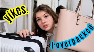 2020 PACKING ROUTINE | Lily Kate