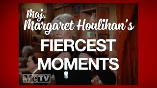 Major Margaret Houlihan's Fiercest Moments