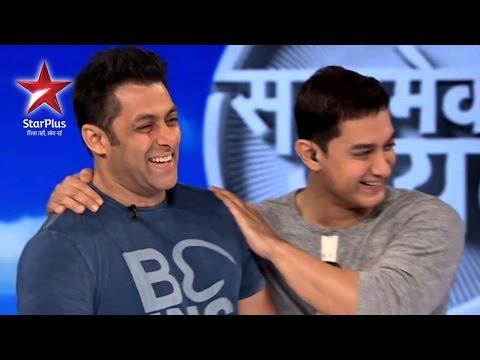 Satyamev Jayate 3 : Aamir & Salman Khan Promo video