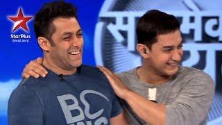 Satyamev Jayate 3 : Aamir & Salman Khan Promo