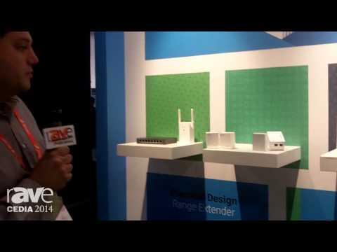 CEDIA 2014: TP Link Showcases New Line of 600MBit Powerline Network Range Extenders