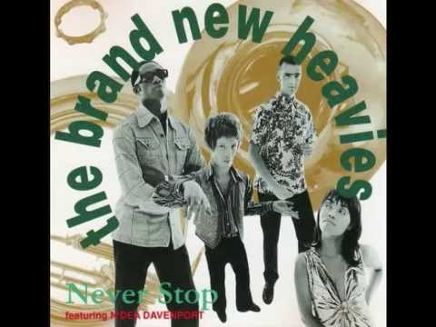 Brand New Heavies-Never Stop