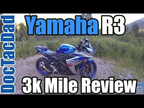 Yamaha R3 - 3000 Mile Review