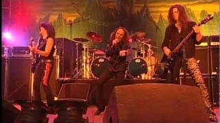 Dio - Rainbow in the Dark (Wacken 2004) R.I.P Ronnie James Dio