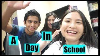 MỘT NGÀY ĐI HỌC HIGH SCHOOL Ở MỸ 🇺🇸 - SOPHOMORE YEAR