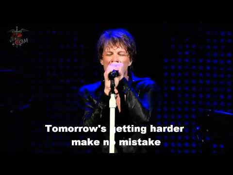 Bon Jovi  Its My Life Lyrics