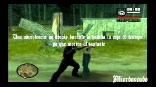Como crear a Leatherface (GTA San Andreas PTMG Edition Version 2.1)