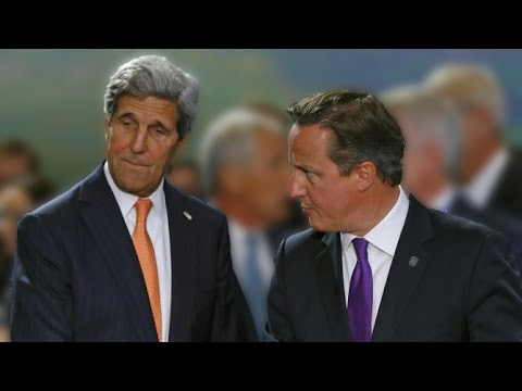 Coalition Of Major Powers Gather To Battle ISIS