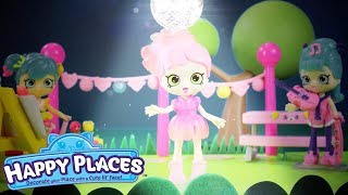 Shopkins | Happy Places The Lil' Shoppies of Happyville - Battle of Arts | Cartoons for Children
