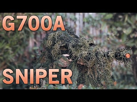 Custom G700A Sniper Rifle - Best Sniper for your wallet   Airsoft GI