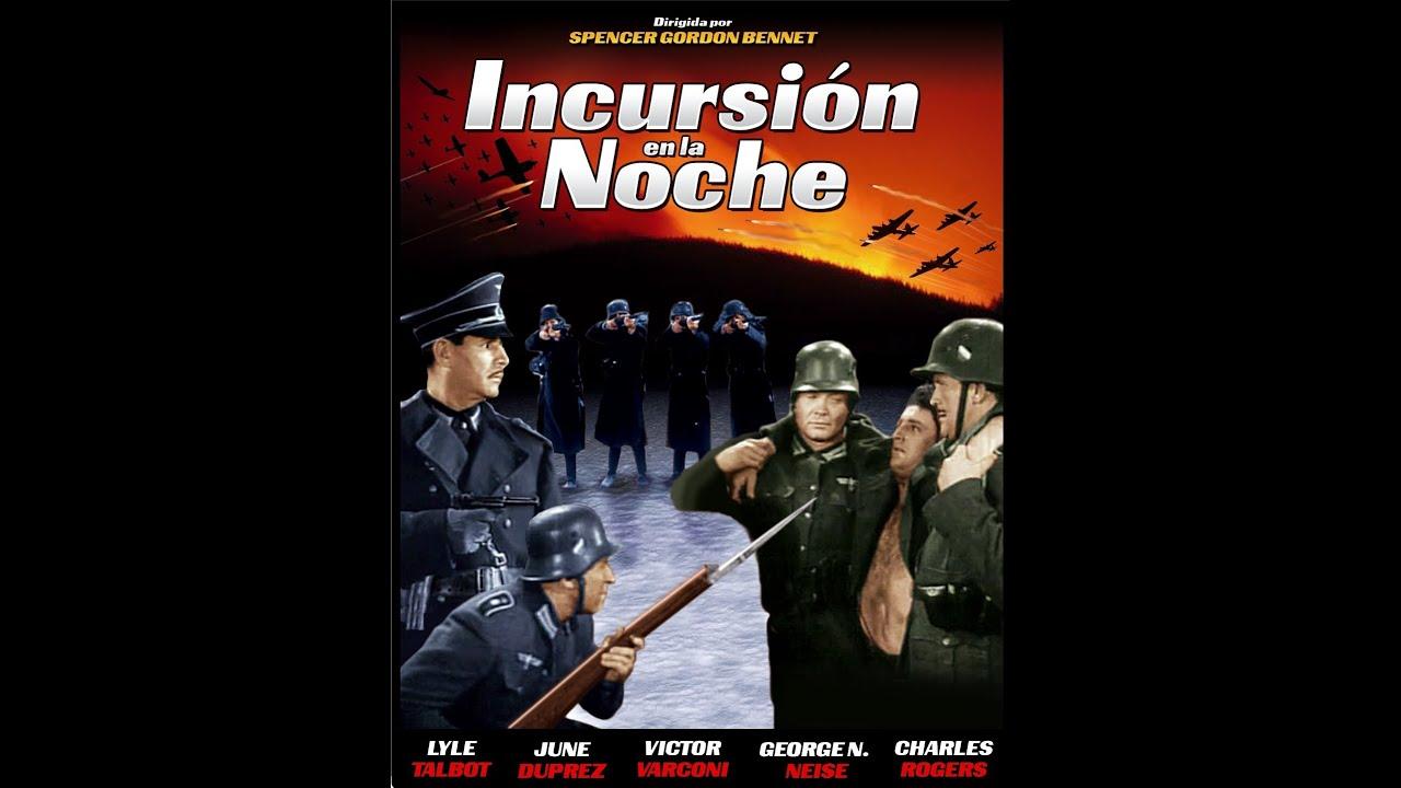 incursion en la noche they raid by night 1942 full