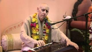 2011.04.12. Kirtan by H.G. Sankarshan Das Adhikari - Riga, LATVIA