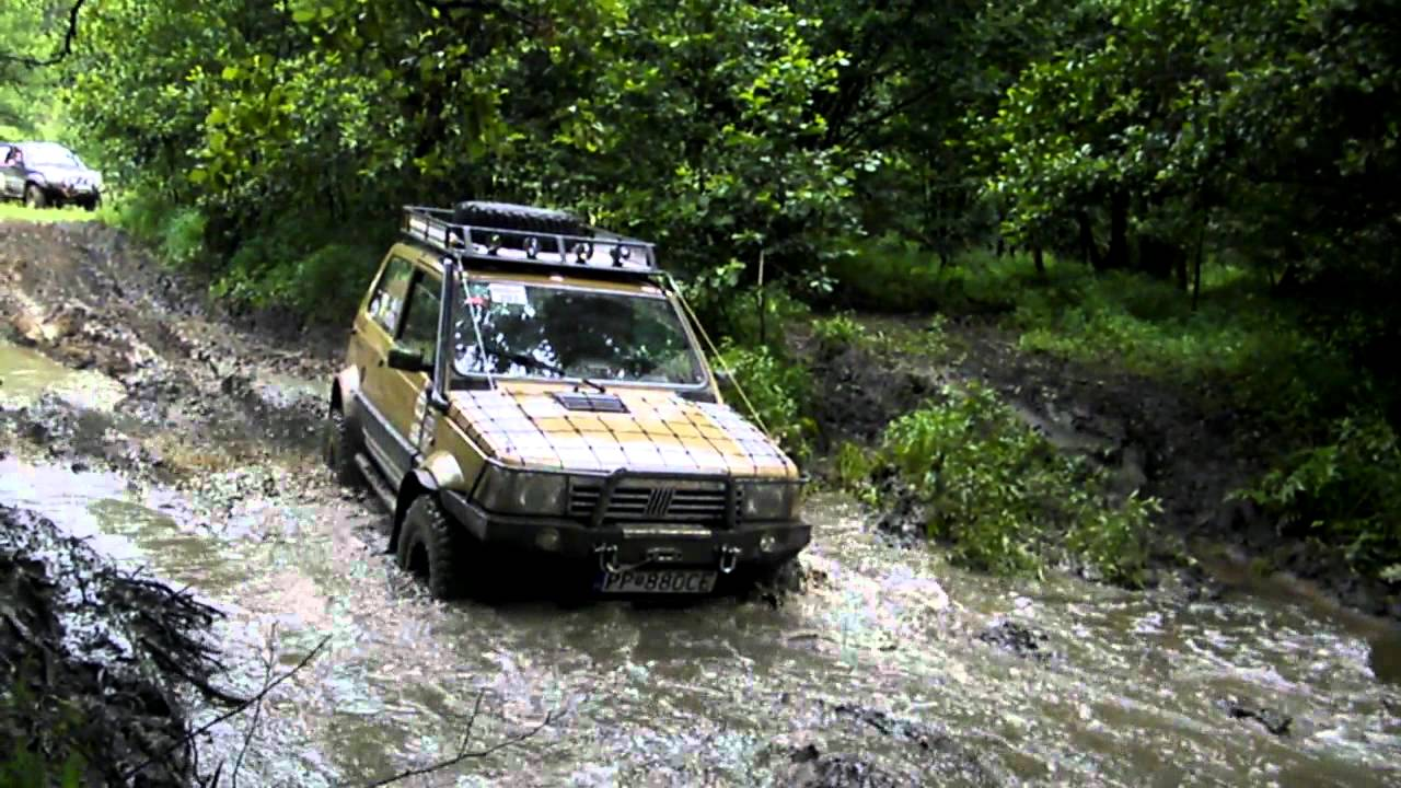 Off road jca cup 2012 panda 4x4 youtube for Panda 4x4 extreme