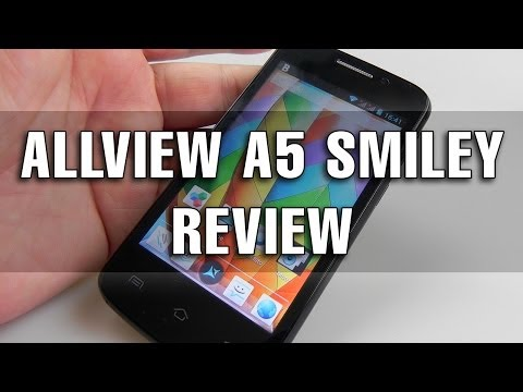 Allview A5 Smiley Review + Concurs Mobilissimo (Full HD/Limba romană) - Mobilissimo.ro