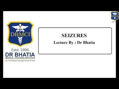 Dr. Bhatia , discussing on Seizures, 10/11/2017(DBMCI) thumbnail