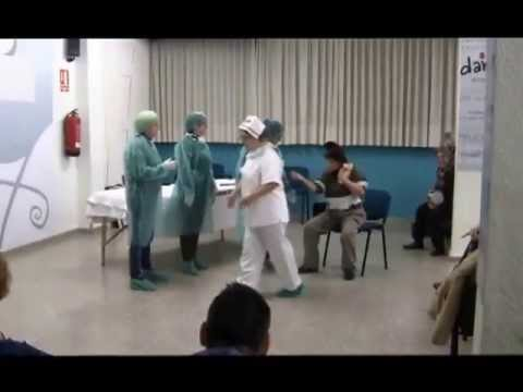 Taller de Teatro AVAFI: LOS TRES CIRUJANOS
