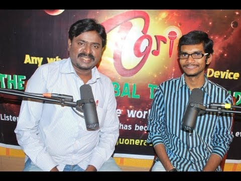 TORI Live Show with Poet & Lyricist Mounasri Mallik