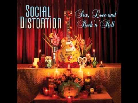 Social Distortion - I Wasn