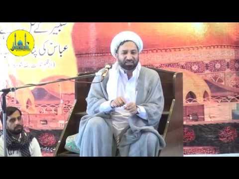 Maulana Sakhawat Hussain Qummi Majlis 3 Muharram Ladha kang Sialkot