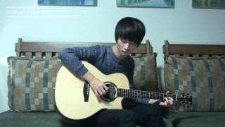 (Lorde) Royals - Sungha Jung