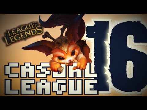 Casual League #16 | Obamacare League Team