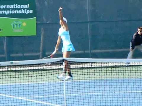 Madison Keys, ISC 2011 Final